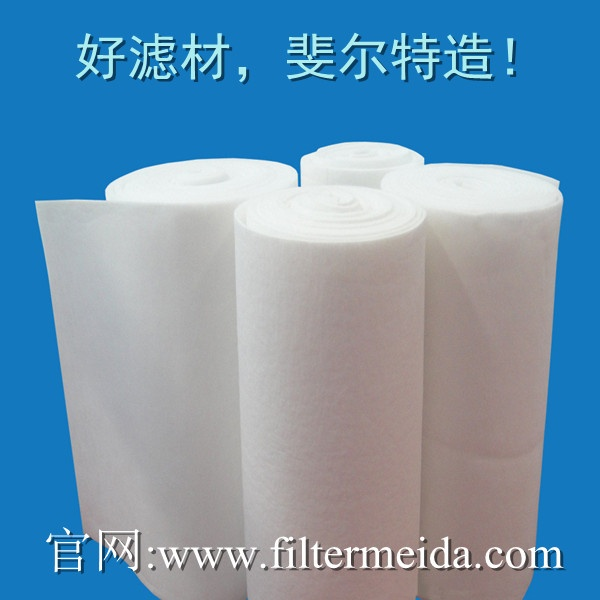 Single hot light cotton filters