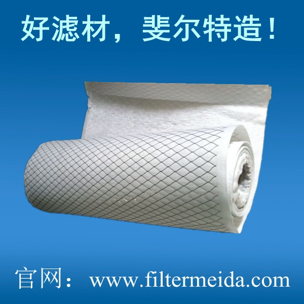 Cotton mesh filter cover