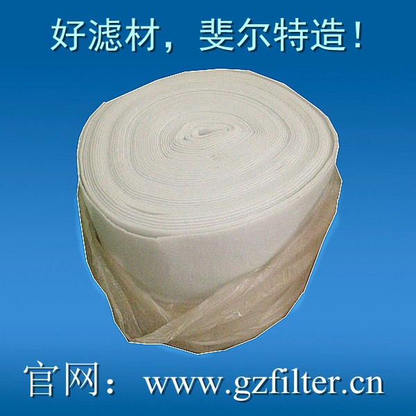 Thin cotton filters
