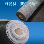 Damping soundproofing blanket