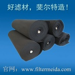 Activated carbon non-woven fabrics